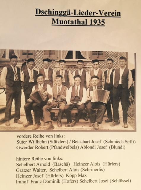 Dschinggä Liederverein