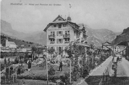 Hotel-les-Grottes