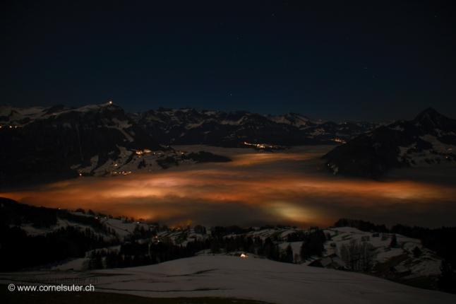 Nebelmeer-Schwyz