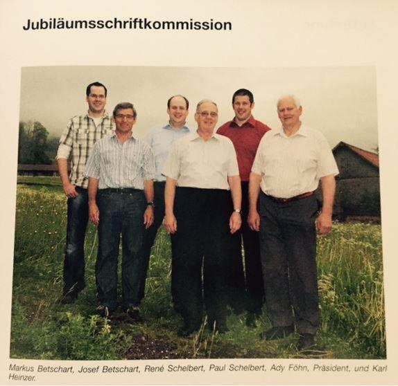 jubiläumskommission