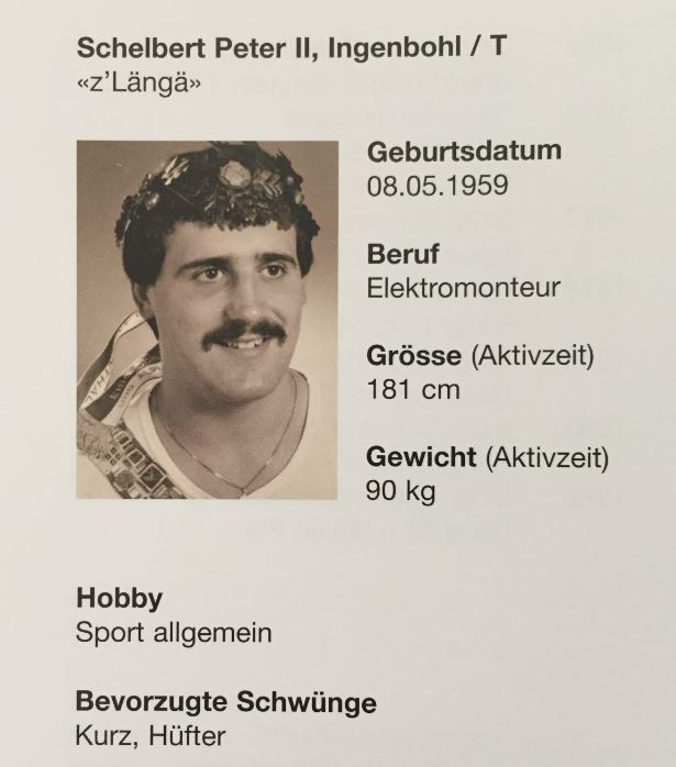 peter schelbert II