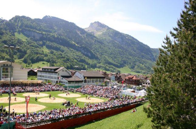 Schwyzer Kantonales Muotathal 2014