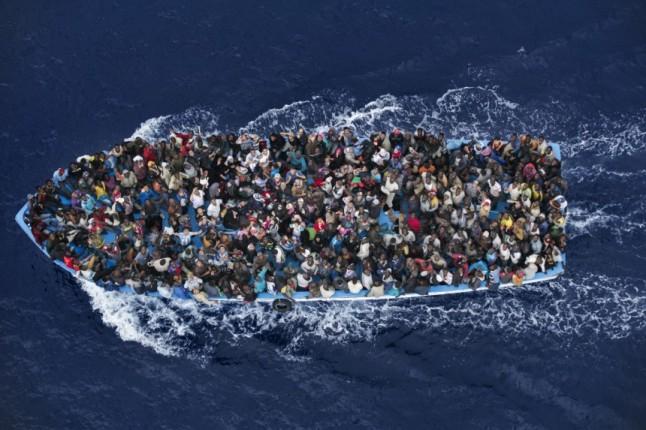 flüchtlingsströme