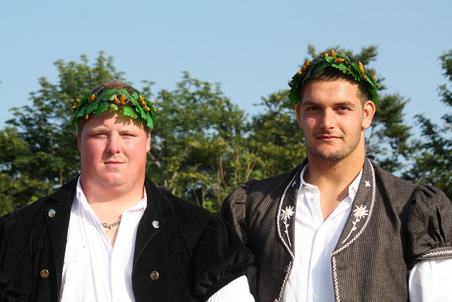 Samuel Dind und Benjamin Gapany