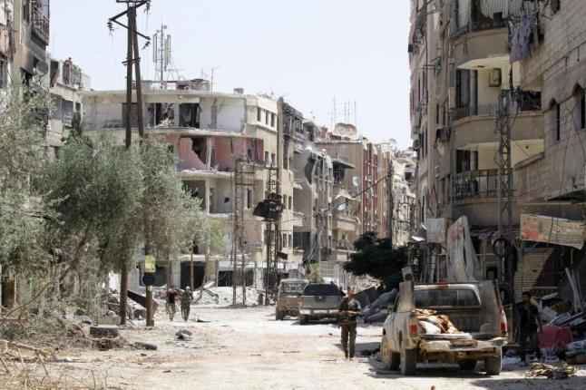 Syrien_Zerstörung