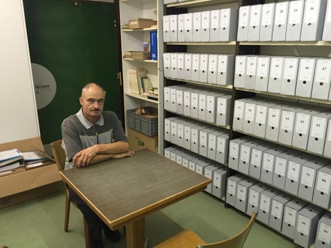 albrecht siegenthaler im esv-archiv